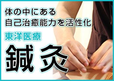 鍼灸療法について